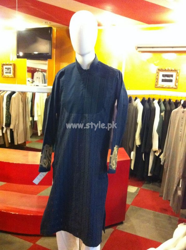 Ahmed Zubair Summer 2012 Menswear Collection 006
