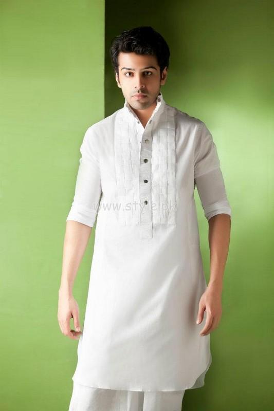 f66b31aa9 Akbar And Babar Summer 2012 Menswear Collection