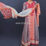 Aroshi Lawn Latest summer New arrivals 2012 004
