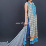 Aroshi Summer 2012 Embroidered Swiss Voile Collection 008