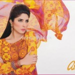 Aroshi Summer 2012 Embroidered Swiss Voile Collection 009