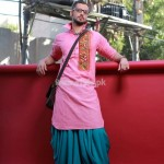 Arsalan & Yahseer Latest Summer Rangeen Kurta Designs 2012 004