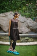 Bonanza Garments Summer 2012 Satrangi Collection For Women 015