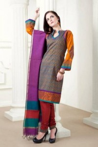 Casual Shalwar Kameez Summer Collection 2012 By Natasha Couture 001 200x300 local designer clothes for women