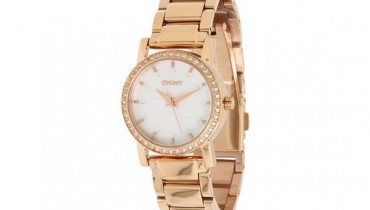 DKNY Latest And Exclusive Gold Watches Collection 2012 for Women 001