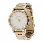 DKNY Latest And Exclusive Gold Watches Collection 2012 for Women 007