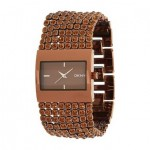 DKNY Latest And Exclusive Gold Watches Collection 2012 for Women 013