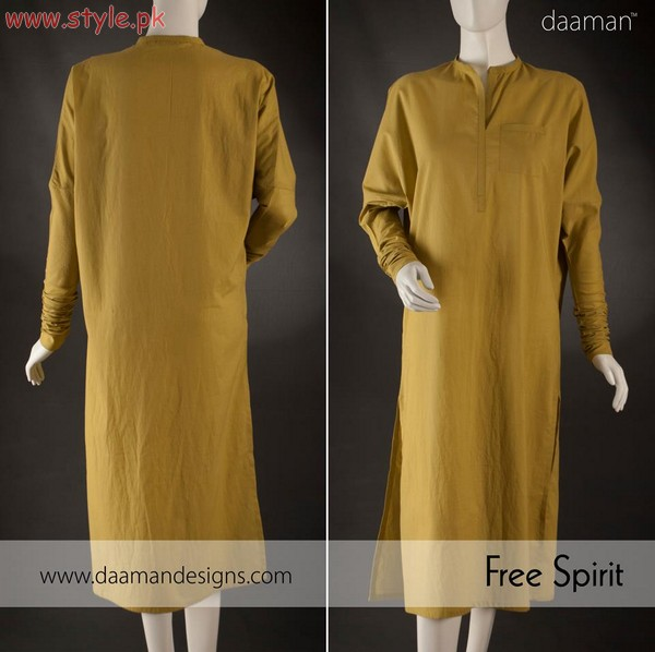 Daaman summer Fashion dresses for women 2012 011