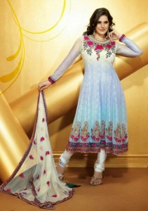 Gorgeous and Exclusive Indian Fashion Frocks and Kameez Designs 2012 005 211x300 stylish dresses