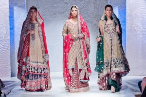 Latest And Exclusive Bridal Collection 2012 By Zainab Sajid in FPW 001 300x199 shows international fashion brands