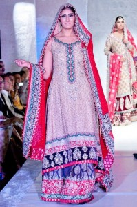 Latest And Exclusive Bridal Collection 2012 By Zainab Sajid in FPW 002 199x300 shows international fashion brands