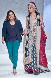 Latest And Exclusive Bridal Collection 2012 By Zainab Sajid in FPW 004 199x300 shows international fashion brands