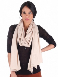 Latest And Trendy Scarf Designs For Girls 2012 004 225x300 hijab scarves accessories