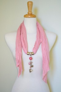 Latest And Trendy Scarf Designs For Girls 2012 005 199x300