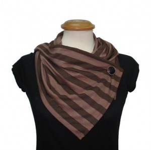 Latest And Trendy Scarf Designs For Girls 2012 006 300x298 hijab scarves accessories