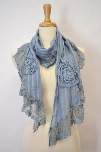 Latest And Trendy Scarf Designs For Girls 2012 008 199x300 hijab scarves accessories