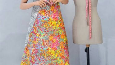 Latest Kayseria summer Dresses For women 2012 011