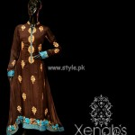 Latest Party wear by Xenab's Atelier 2012 003