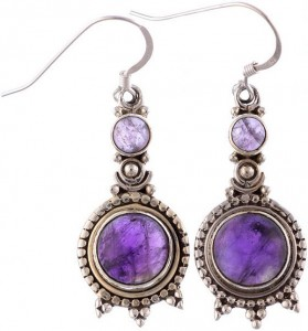 Latest and Exclusive Amethyst Earnings For Summer 2012 001 279x300 jewellery