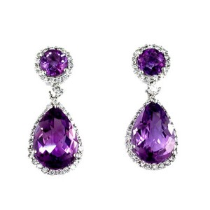 Latest and Exclusive Amethyst Earnings For Summer 2012 002 300x300 jewellery