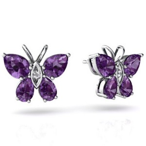 Latest and Exclusive Amethyst Earnings For Summer 2012 005 300x300 jewellery