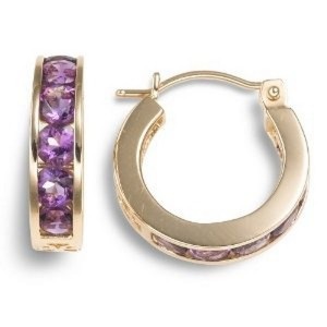 Latest and Exclusive Amethyst Earnings For Summer 2012 006 300x300 jewellery