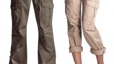 Latest cargo pants designs 2012 for women 01