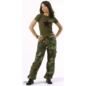 Latest Cargo Pants Designs 2012 For WomenBaggy Cargo Pants For Women