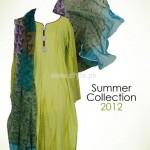 Mahin Erum Latest Casual Wear Lawn Dreses For Sumemr 2012 002