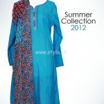 Mahin Erum Latest Summer New Collection 2012 003