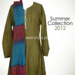Mahin Erum Latest Summer New Collection 2012 004