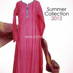 Mahin Erum Summer 2012 Latest Casual Wear Dresses 007