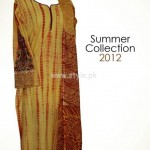 Mahin Erum Summer 2012 Latest Casual Wear Dresses 008