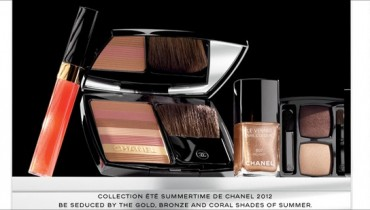 Makeup Collection été Summertime De Chanel 2012 001