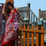Mallal's Designer Lawn Summer 2012 For Women 001