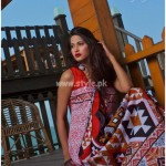 Mallal's Designer Lawn Summer 2012 For Women 002