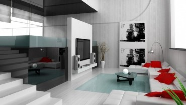 Modern And Stylish Interior Designs For The Living Rooms 01