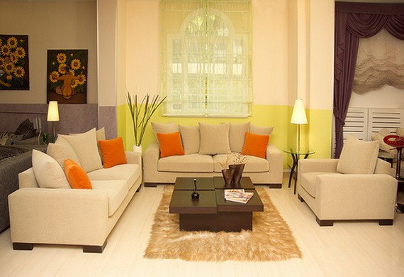 Modern And Stylish Interior Designs For The Living Rooms 03 stylish interior designing furnitures