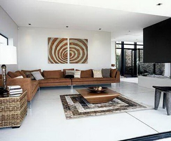 Modern And Stylish Interior Designs For The Living Rooms 05 stylish interior designing furnitures