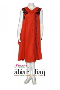 Preeto by Abrarulhaq 2012 Summer Tops Collection