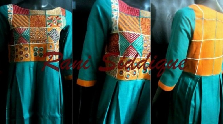 Rani Siddique summer collection 2012