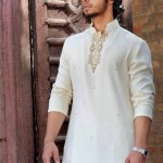 Shalwar Kameez Designs for Men Summer 2012