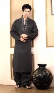 Shalwar Kameez Designs For Men Summer 2012 002 173x300 stylish dresses mens wear 2