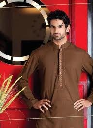 Shalwar Kameez Designs For Men Summer 2012 003 stylish dresses mens wear 2