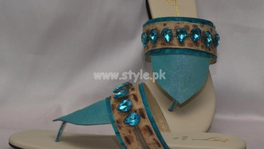 Sheherzad Haider Summer 2012 Slippers For Women 009