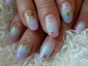 Simple Nail Art Designs for Summer 2012 007 300x225 nail art heath and beauty tips