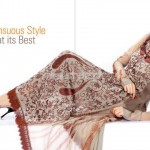 Taana Baana Latest Summer Party Dresses 2012 004