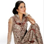 Taana Baana Latest Summer Party Dresses 2012 006