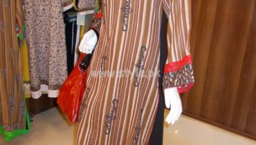 Toni Hayat Summer Casual Wear Dresses For Women 2012 011