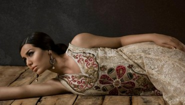 Umsha by Uzma Babar Women's Photoshoot For Summer 2012 011